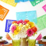 A Colorful Cinco De Mayo Mexican Fiesta   Party Ideas | Party   Free Printable Mexican Party Decorations