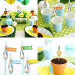 A Peter Rabbit Spring Party With Free Printables   Party Ideas   Free Peter Rabbit Party Printables