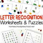 Alphabet Printables For Your Homeschool Preschool   Free Printable Alphabet Puzzles