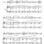 Amazing Grace Sheet Music For Trombone   8Notes   Sheet Music For Trombone Free Printable