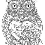 Animal Mandala Coloring Pages To Download And Print For Free | Craft   Free Mandalas To Colour In Printable