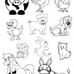 Animals Cut Outs Worksheet   Free Esl Printable Worksheets Made   Free Printable Animal Cutouts
