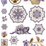 Artbyjean   Paper Crafts: Scrapbook Embellishments   Free Printable Scrapbook Decorations