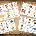 Back To School Routines   Free Printable Cards To Make It Easier   Free Printable Picture Schedule Cards