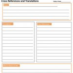 Bible Study Skills: Translations And Cross References | P31 | Online   Free Online Printable Bible Studies