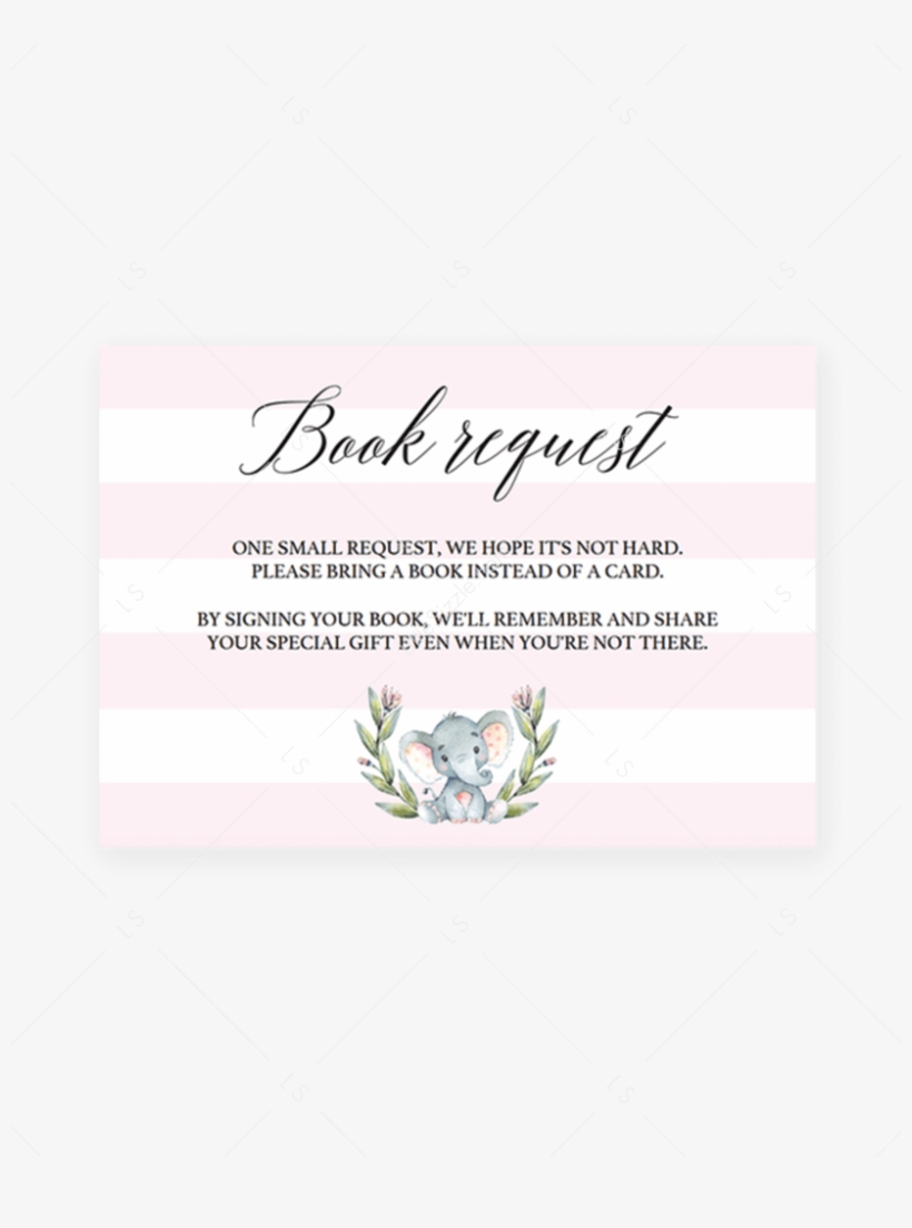 Bring A Book Instead Of A Card Baby Shower Printable - Free - Bring A Book Instead Of A Card Free Printable