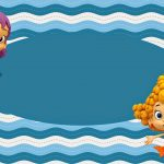 Bubble Guppies Free Printable Invitations. | Bubble Guppy In 2019   Bubble Guppies Free Printables