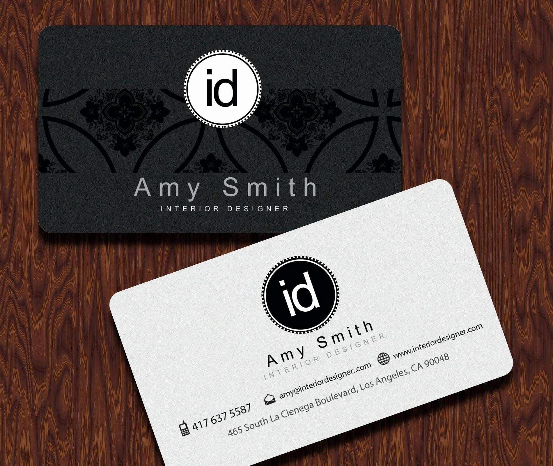 Business Card Maker Online Free Printable Elegant Business Card - Card Maker Online Free Printable