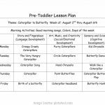 Business Plan Trending Free Infant Lesson Plans Forare Toddler   Free Printable Infant Lesson Plans