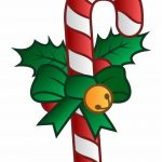 Candy Cane Clipart Walking Stick   Printable Christmas Candy Canes   Free Printable Candy Cane