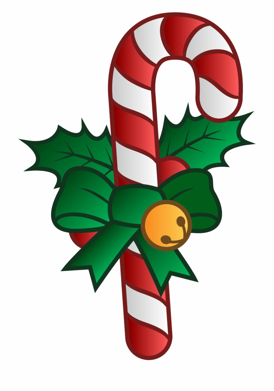 Candy Cane Clipart Walking Stick - Printable Christmas Candy Canes - Free Printable Candy Cane