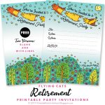 Can't Find Substitution For Tag [Post.body]  > Free Retirement   Free Printable Retirement Cards