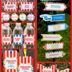 Carnival Party Printables | Circus Party Printables   Free Printable Carnival Decorations