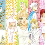 Cats And Girls Bookmarks | Free Printable Papercraft Templates   Anime Bookmarks Printable For Free