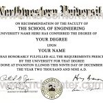 Certificate Of Degree Templates Printable Template Image Collections   Free Printable College Degrees