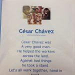 Cesar Chavez Poems | Social Studies | 3Rd Grade Social Studies   Cesar Chavez Free Printable Worksheets