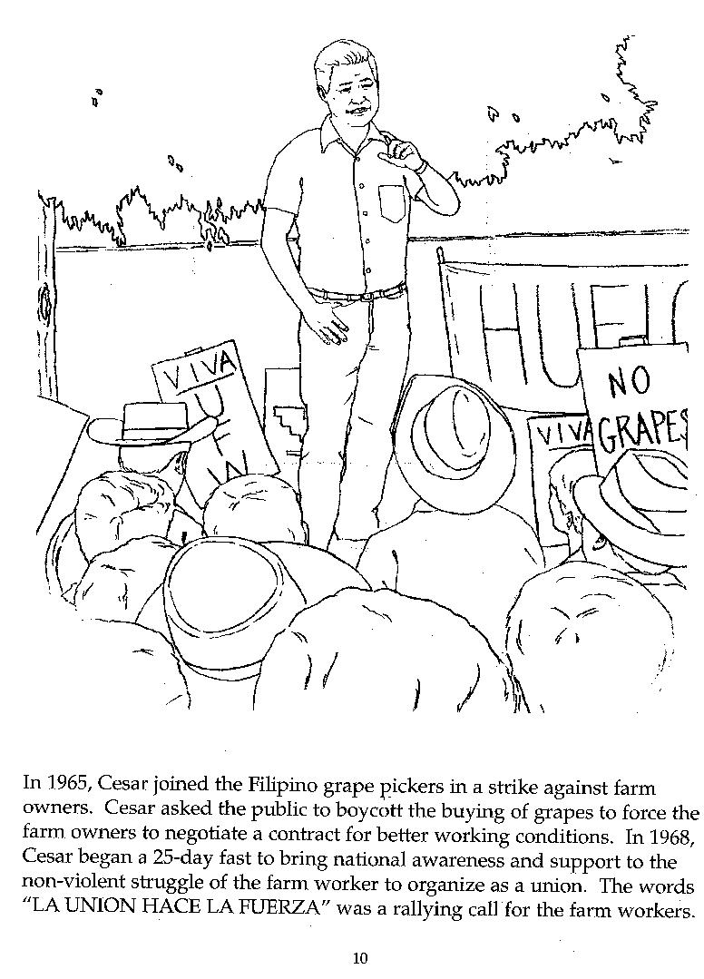 Cesar Chavez | Social Studies Ideas | Cesar Chavez, Cesar Chavez Day - Cesar Chavez Free Printable Worksheets
