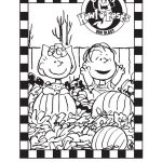 Charlie Brown Halloween | Love To Laff | Snoopy Halloween, Halloween   Free Printable Charlie Brown Halloween Coloring Pages