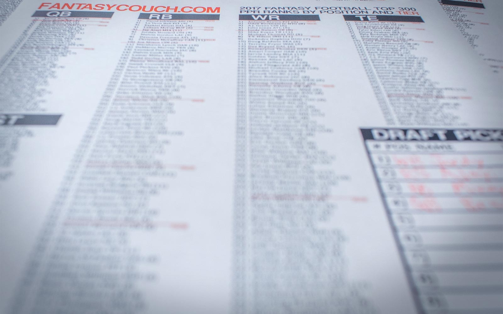 Cheat Sheet Archives - Fantasy Couch - Free Fantasy Football Cheat Sheets Printable