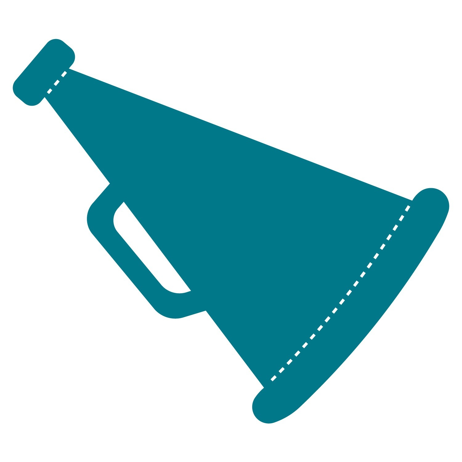 Cheer Megaphone Clipart | Free Download Best Cheer Megaphone Clipart - Free Printable Megaphone Template