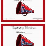 Cheerleading Award Templates. Free Printable Certificates. Printable   Free Printable Cheerleading Certificates