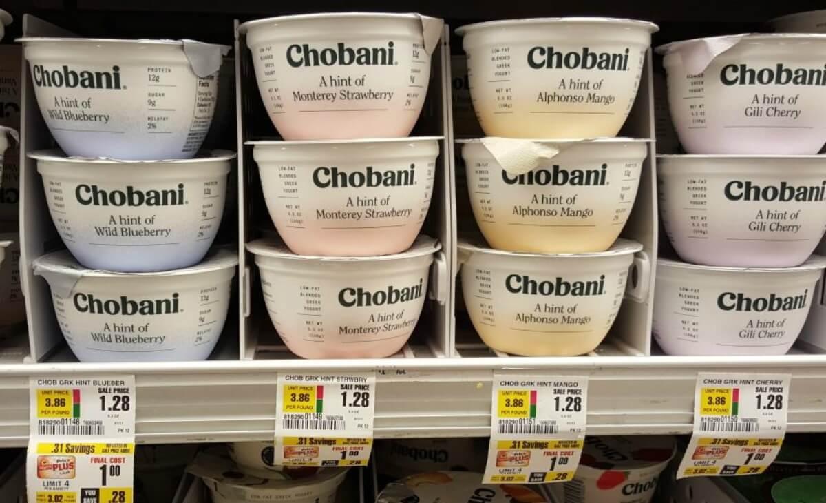 Chobani Greek Yogurt Cups As Low As Free At Shoprite!living Rich - Free Printable Chobani Coupons
