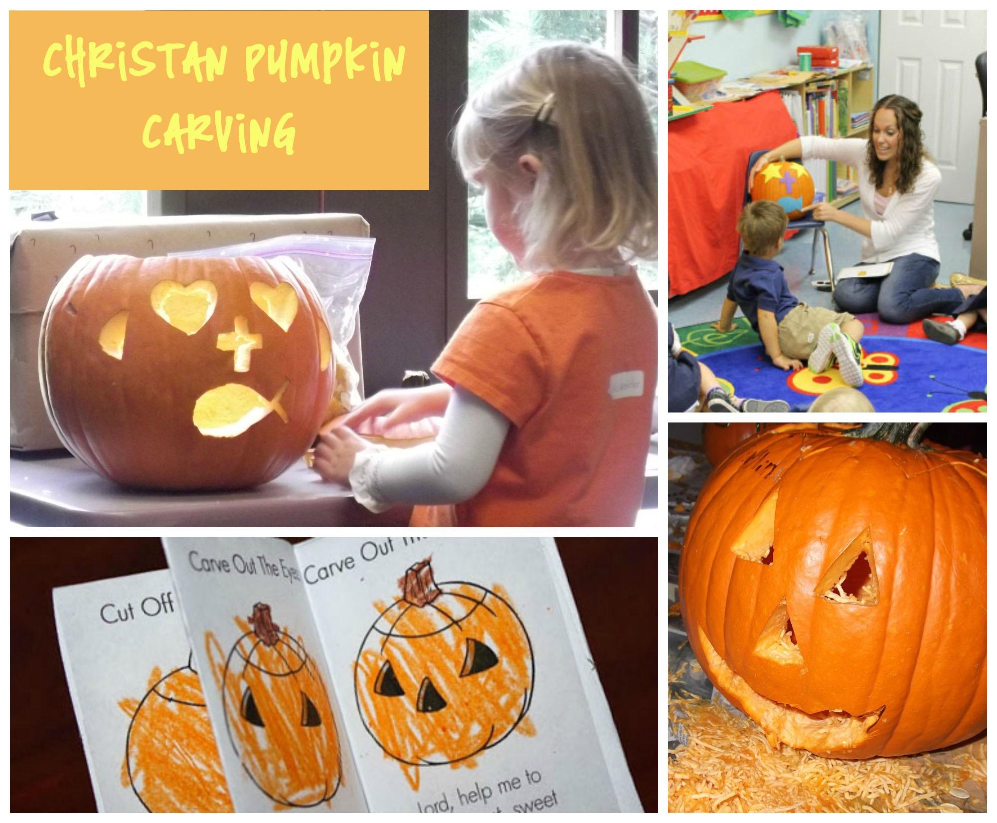 Christian Pumpkin Carving | Celebrating Holidays - Free Christian Pumpkin Carving Printables