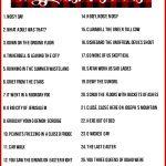 Christmas Charades Game And Free Printable Roundup! | Cool Stuff   Free Printable Christmas Song Quiz