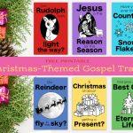 Christmas Gospel Tracts (Free Printables)   Flanders Family Homelife   Free Printable Gospel Tracts For Children