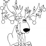 Christmas Lights Coloring Pages | Free Coloring Pages   Free Printable Christmas Lights Coloring Pages