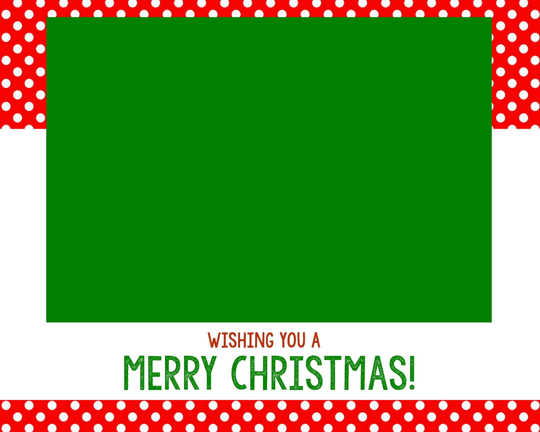 Christmas Photocard Template - Kaza.psstech.co - Free Online Christmas Photo Card Maker Printable
