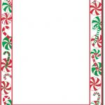 Christmas Stationary | Tubidportal   Free Printable Christmas Stationary