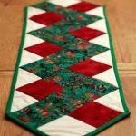 Christmas Table Runner Free Printable Quilt Patterns Uk Kits   Free Printable Placemat Patterns