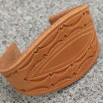 """Click Text For: Making """"hand Of God"""" Rig And Pattern   Free Printable Holster Patterns"""