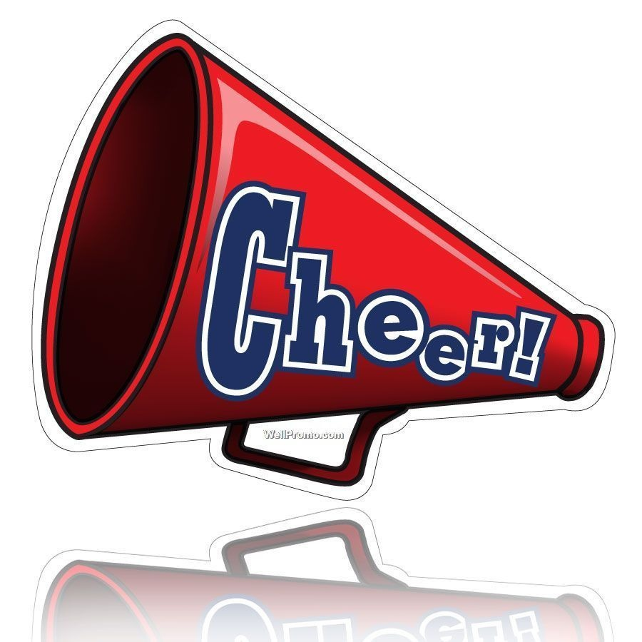 Clip Art Cheerleader Free Printable | Cheerleader Clipart Megaphone - Free Printable Cheerleading Clipart