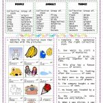 Collective Nouns Worksheet   Free Esl Printable Worksheets Made   Free Printable Noun Picture Cards