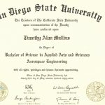 College Degree Template Free Lovely 30 Real & Fake Diploma Templates   Free Printable College Degrees