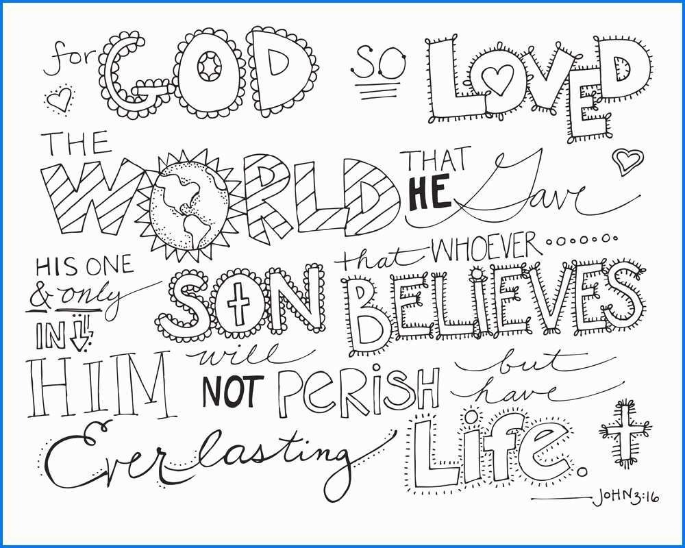 Coloring Book World ~ Free Bible Verse Coloring Sheets To Print - Free Printable Bible Coloring Pages With Scriptures