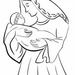 Coloring Book World ~ Free Printable Jesus Coloring Pages For Kids   Free Printable Jesus Coloring Pages
