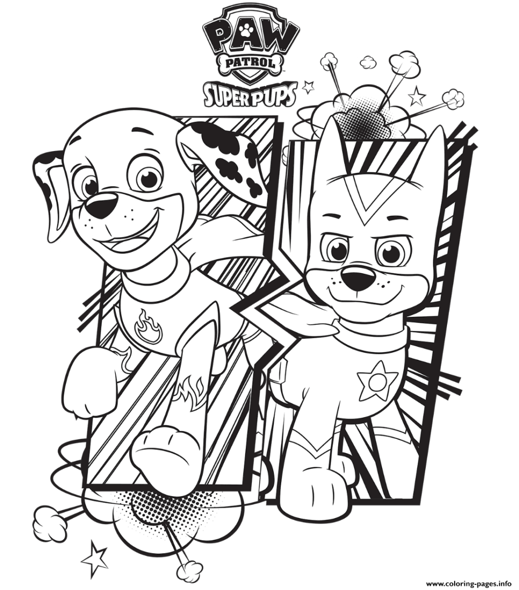 Coloring Book World ~ Paw Patrol Coloring Pages Photo Inspirations - Free Printable Paw Patrol Coloring Pages