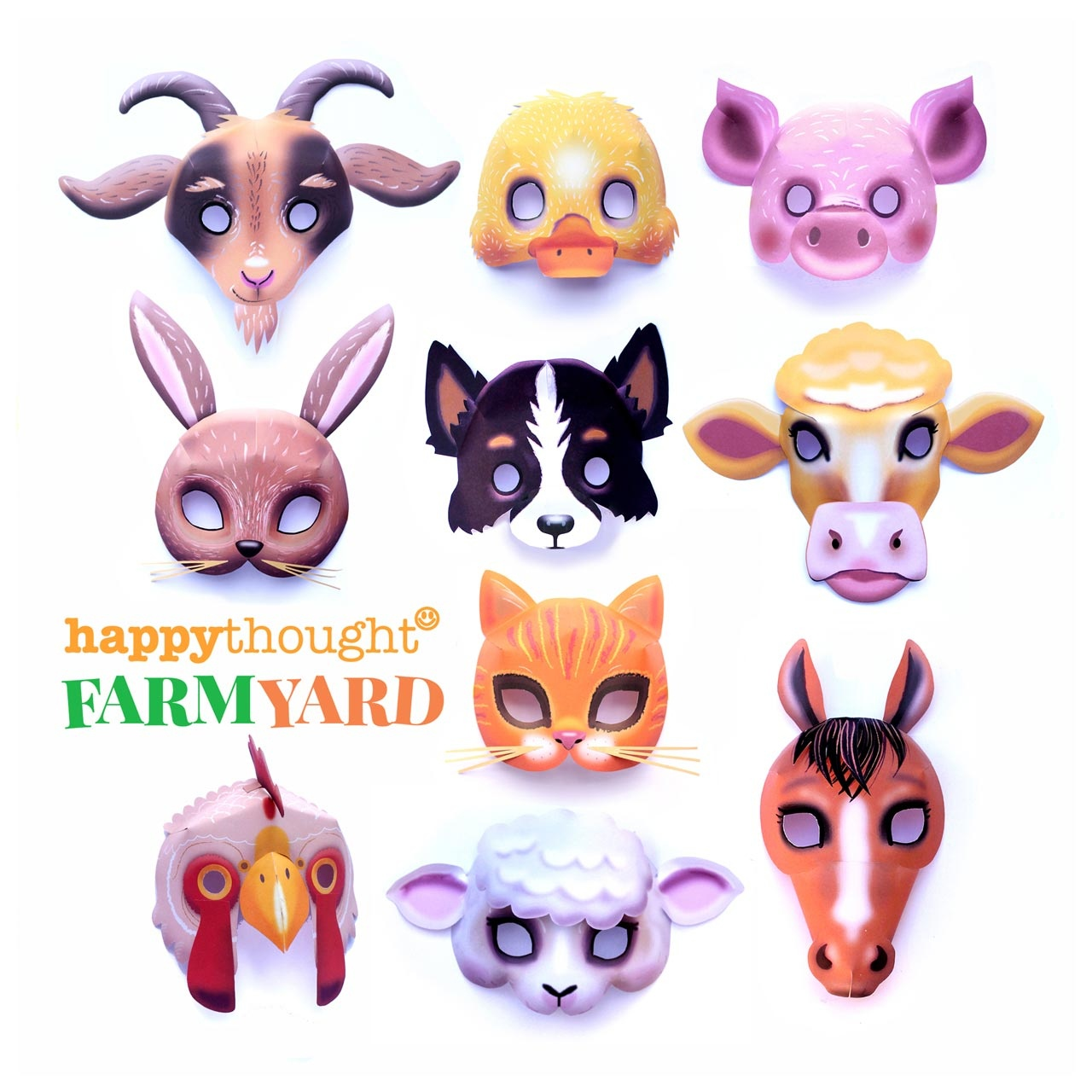 Coloring: Excelent Printable Animal Pictures Image Inspirations. - Free Printable Farm Animal Cutouts