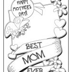 Coloring ~ Free Printable Mothers Day Cards Toour Mum In The   Free Printable Mothers Day Cards To Color