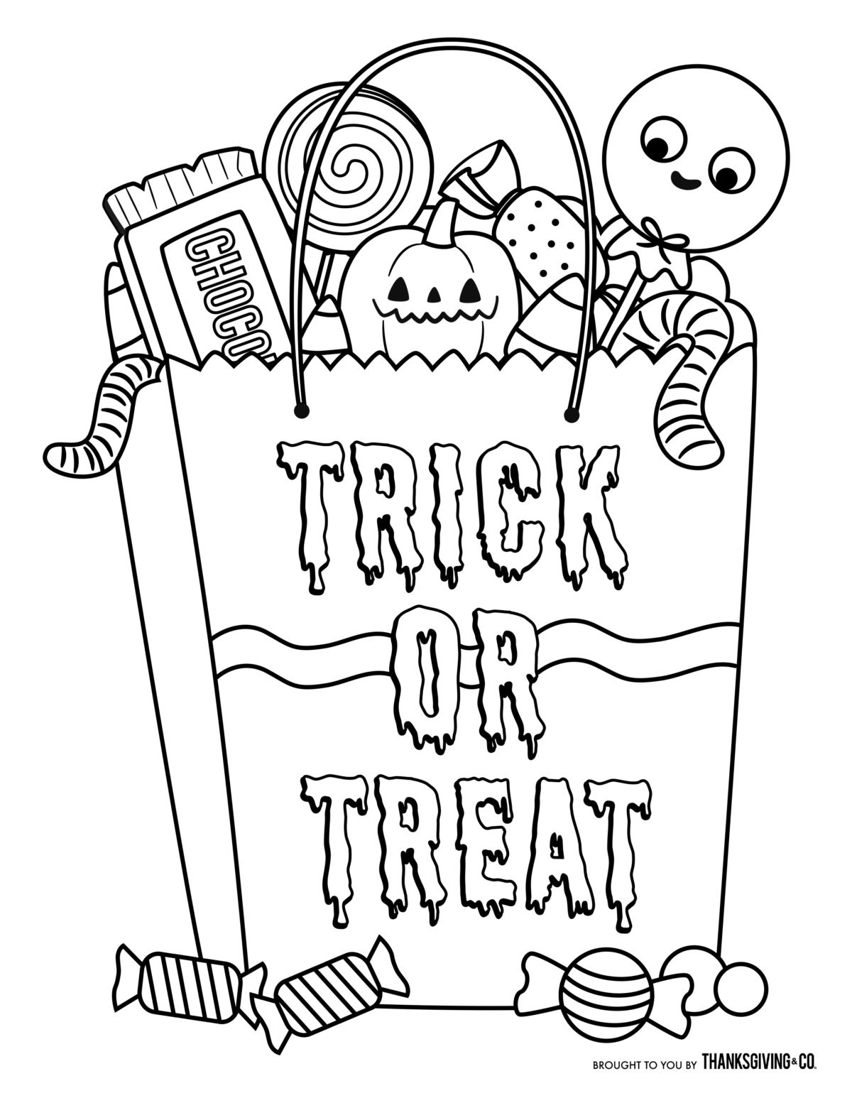 Coloring Ideas : Coloring Ideas Freeloween Pages Page Fabulous For - Free Online Printable Halloween Coloring Pages
