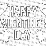 Coloring Ideas : Stunning Free Valentines Day Coloring Pages Page   Free Printable Valentine Coloring Pages