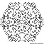 Coloring ~ Mandalas For Kids Photo Inspirations Free Printable   Free Mandalas To Colour In Printable