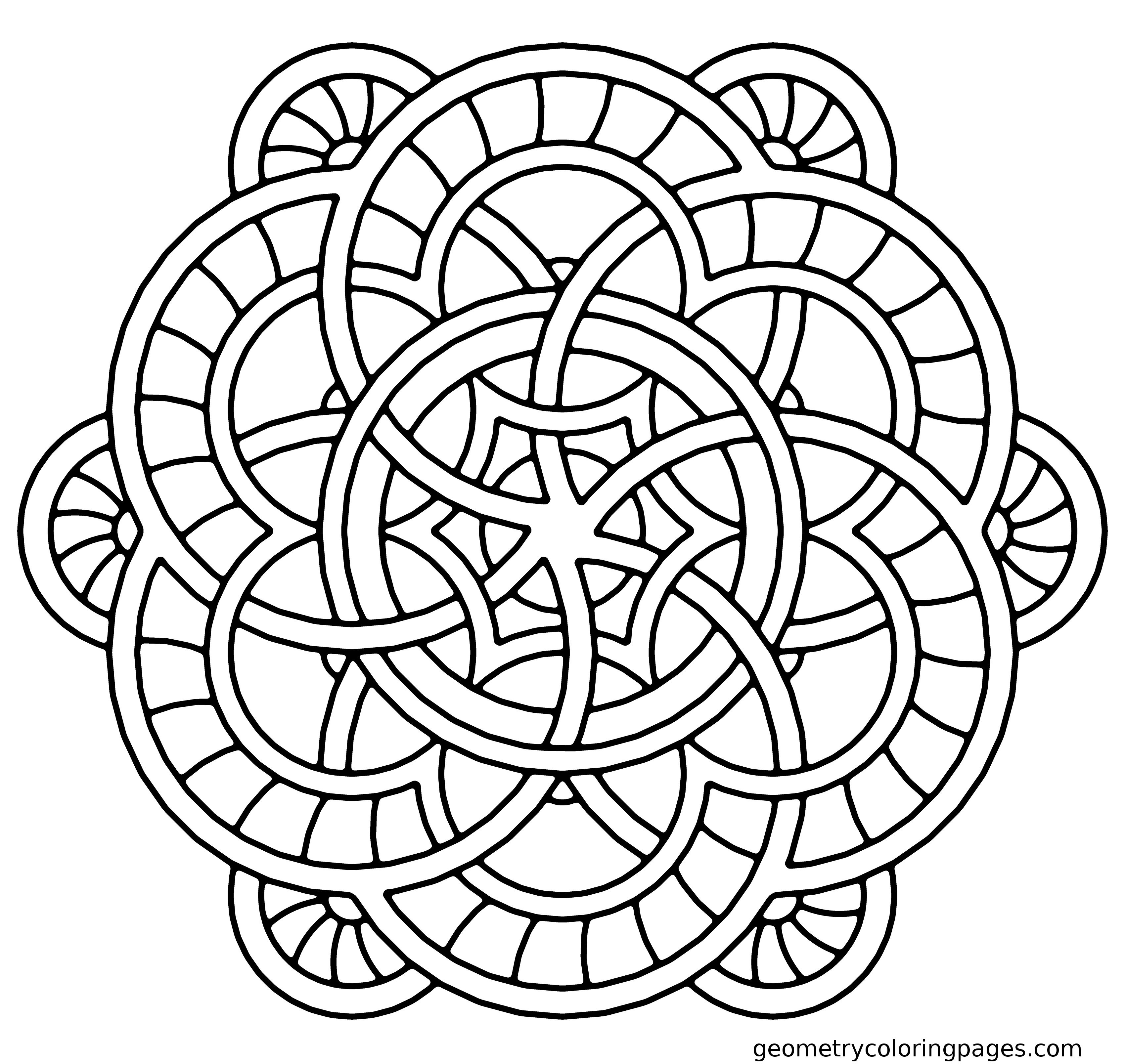 Coloring ~ Mandalas For Kids Photo Inspirations Free Printable - Free Mandalas To Colour In Printable