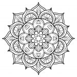 Coloring Page ~ Mandala Coloring Pages To Print Page Beyoncediario   Free Printable Mandala Coloring Pages For Adults