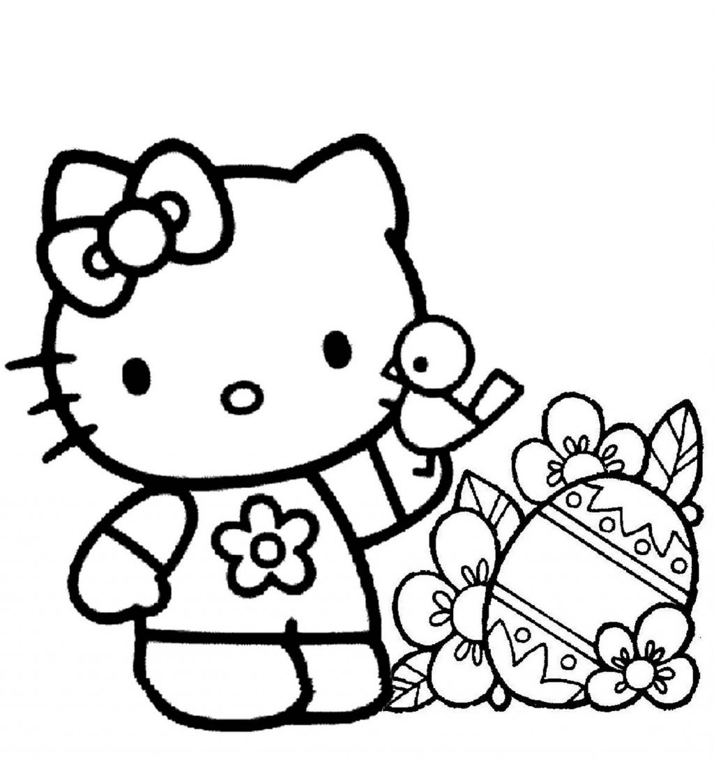 Coloring Page ~ Printable Easter Coloring Pages For Toddlers - Free Printable Easter Coloring Pages For Toddlers