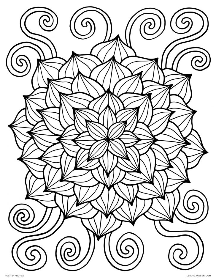 Free Printable Coloring Books