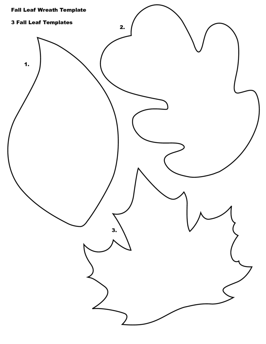 Coloring Pages Ideas: Astounding Free Printable Leaf Patterns - Free Printable Leaf Template